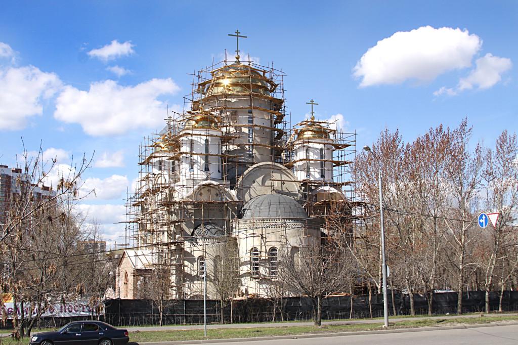 Нужды храма